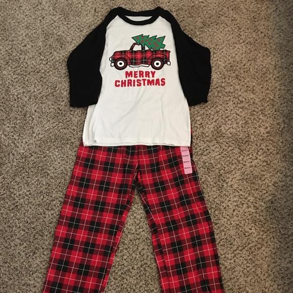 Christmas Family Pajamas Set.Christmas Family Pajamas